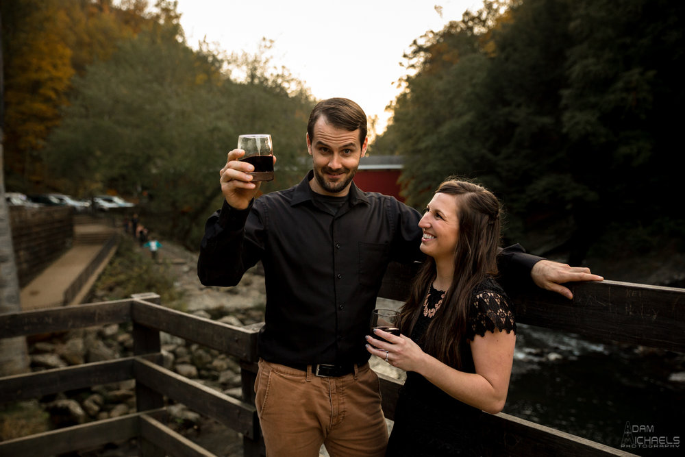 McConnell's Mills Engagement Photographer-34.jpg