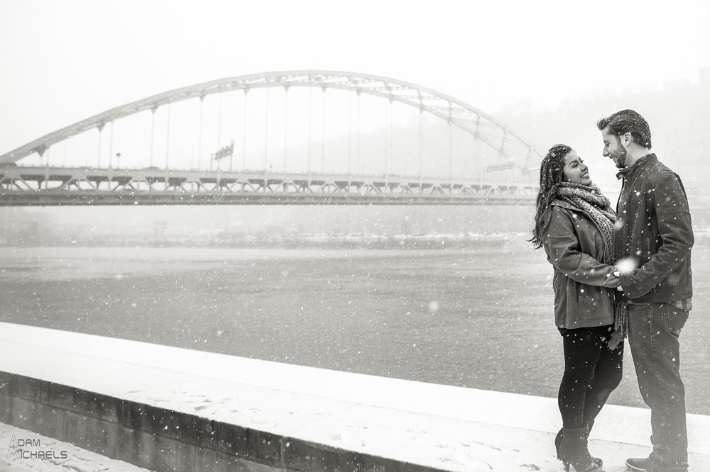 Winter Snow Pittsburgh Engagement-31.jpg