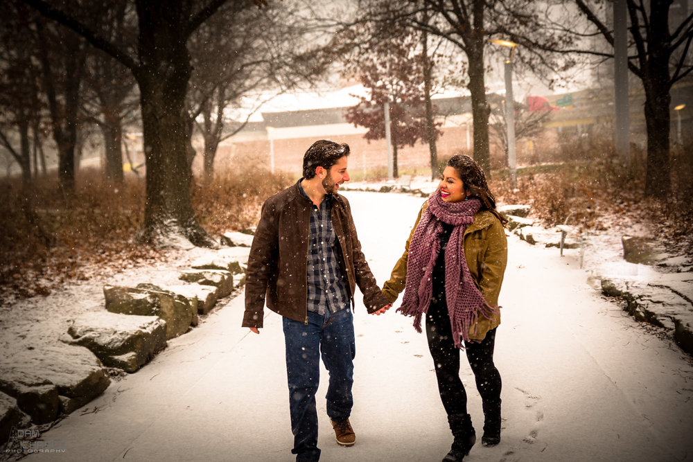Winter Snow Pittsburgh Engagement-30.jpg