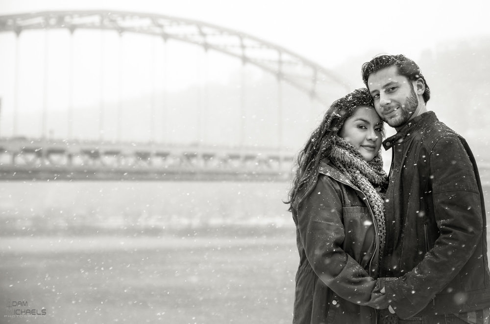 Winter Snow Pittsburgh Engagement-33.jpg