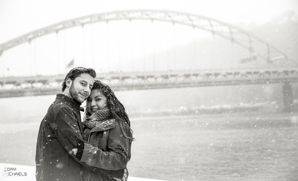 Winter Snow Pittsburgh Engagement-35.jpg