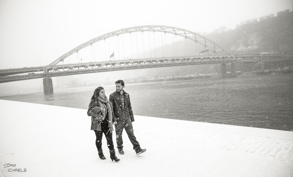Winter Snow Pittsburgh Engagement-34.jpg