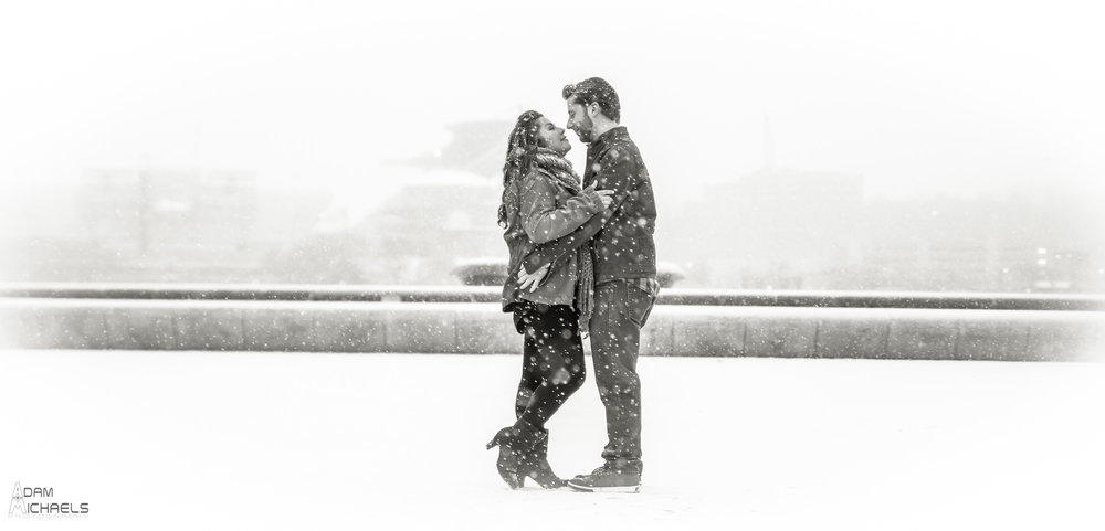 Winter Snow Pittsburgh Engagement-37.jpg