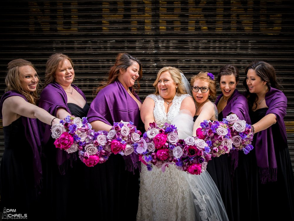 Mellon Square Pittsburgh Bride Wedding Portraits2116.jpg