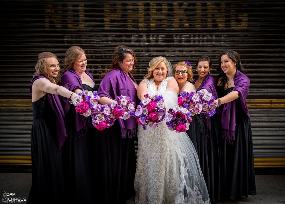 Mellon Square Pittsburgh Bride Wedding Portraits2117.jpg