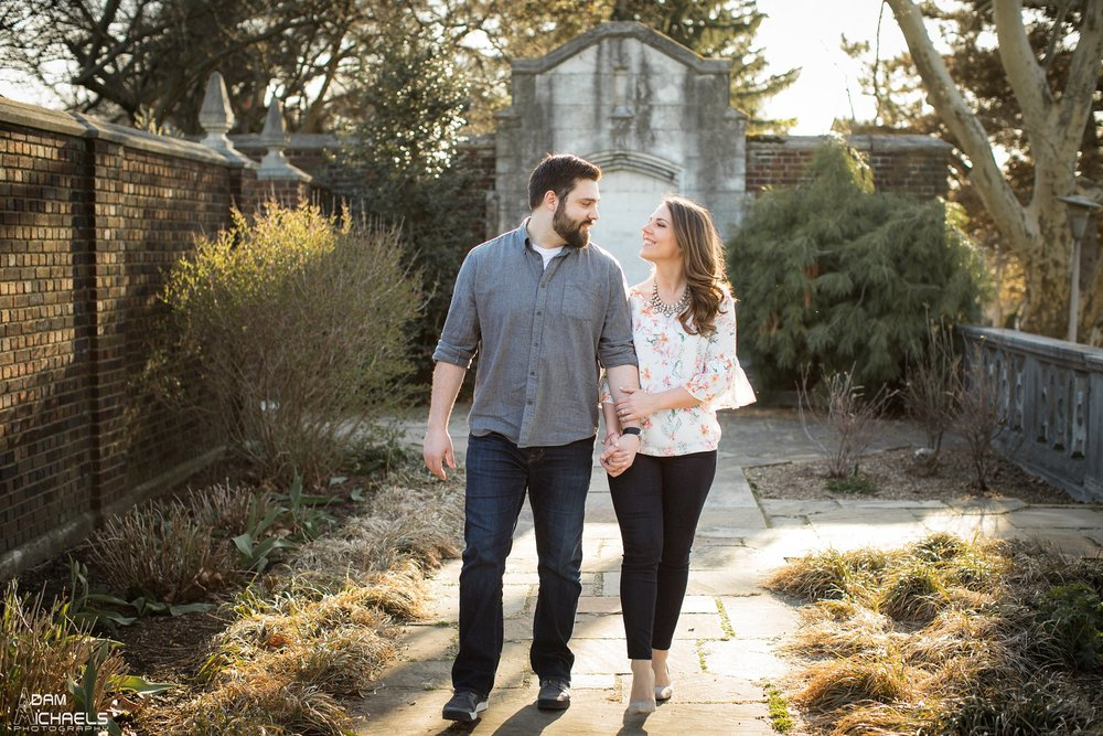 Mellon Park Engagement Spring Engagement-2.jpg