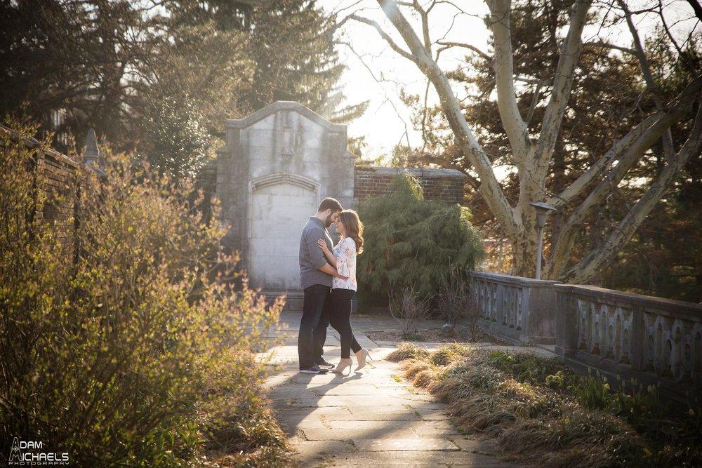 Mellon Park Engagement Spring Engagement-3.jpg