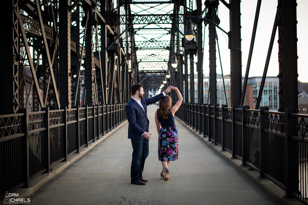 Hot Metal Bridge Sunset Engagement-28.jpg