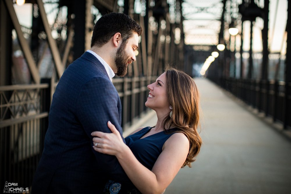 Pittsburgh Hot Metal Bridge Engagement Picture-178.jpg