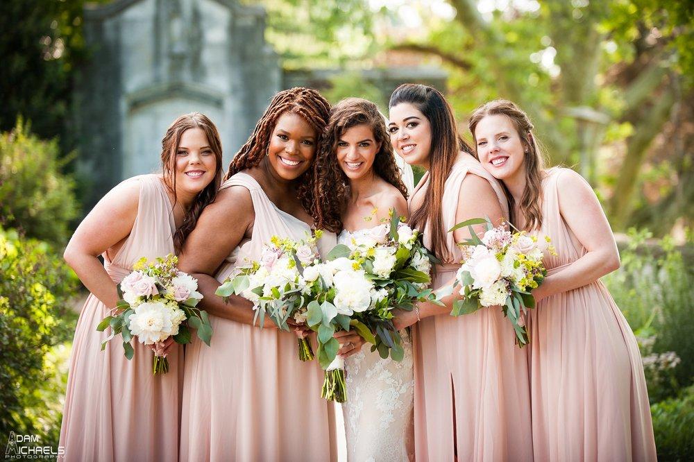 Mellon Park Walled Garden Spring Wedding-54.jpg