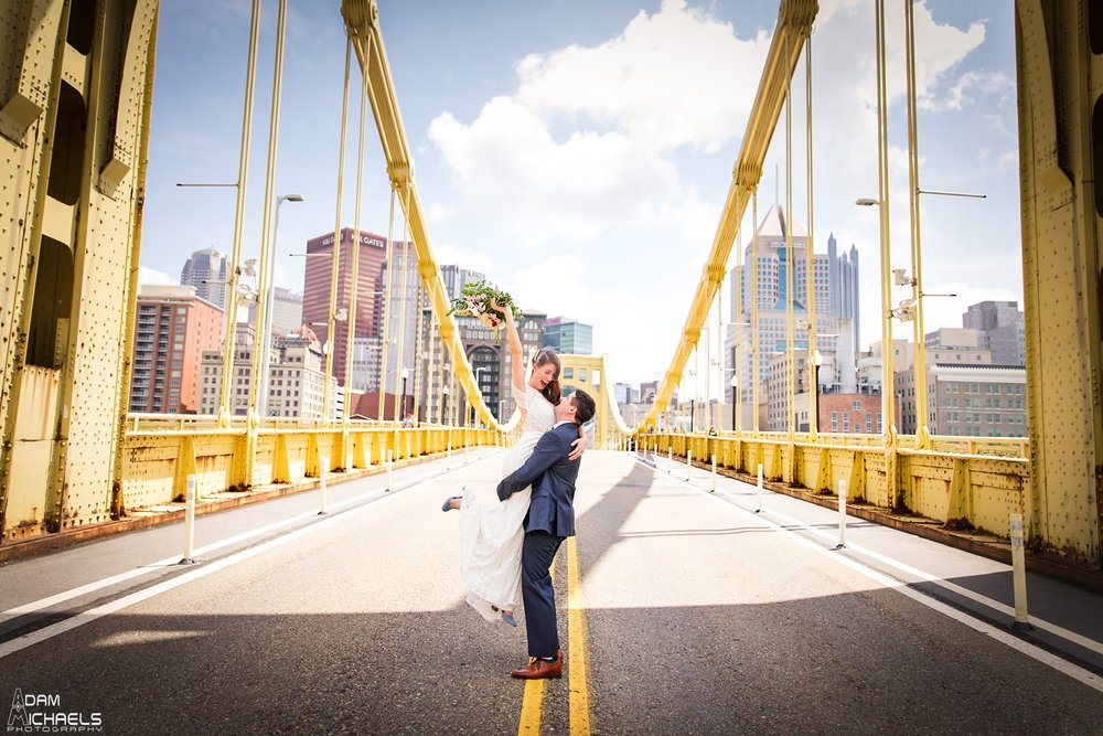 Clemente Bridge Pittsburgh Wedding Pictures_2295.jpg