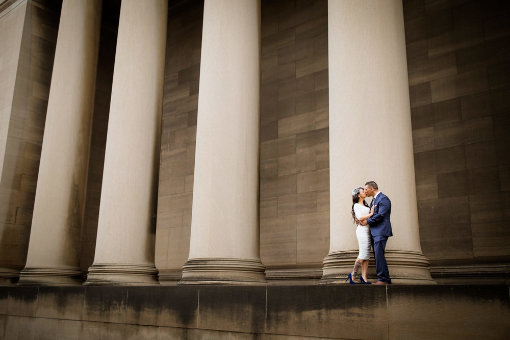 Mellon Institute CMU Columns Wedding Pictures-7.jpg
