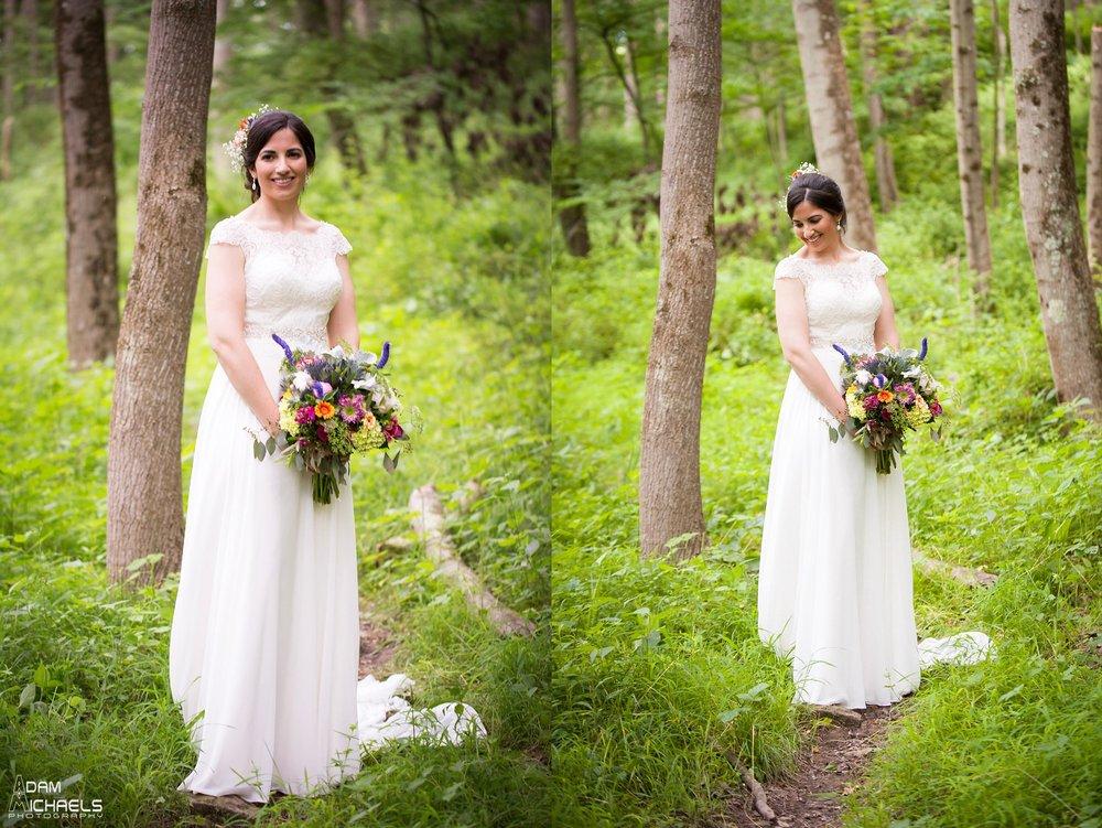 North Park Wedding portrait