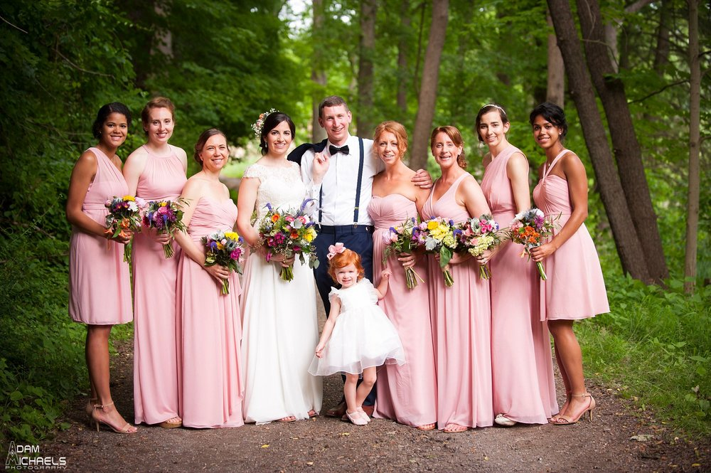 North Park Wedding Portraits