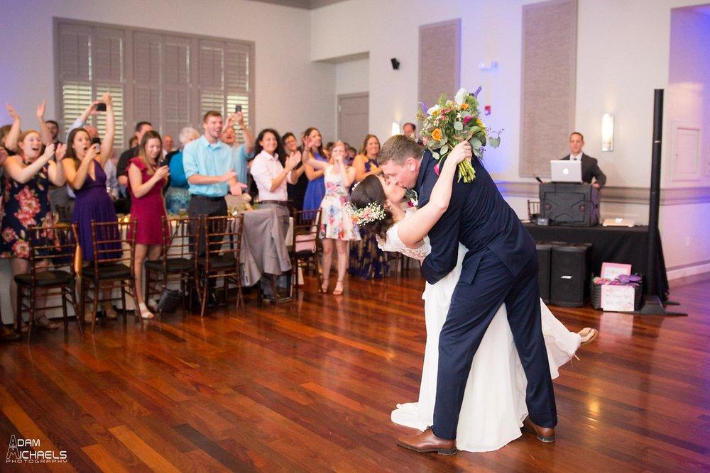NOAH's event center Cranberry TWP wedding