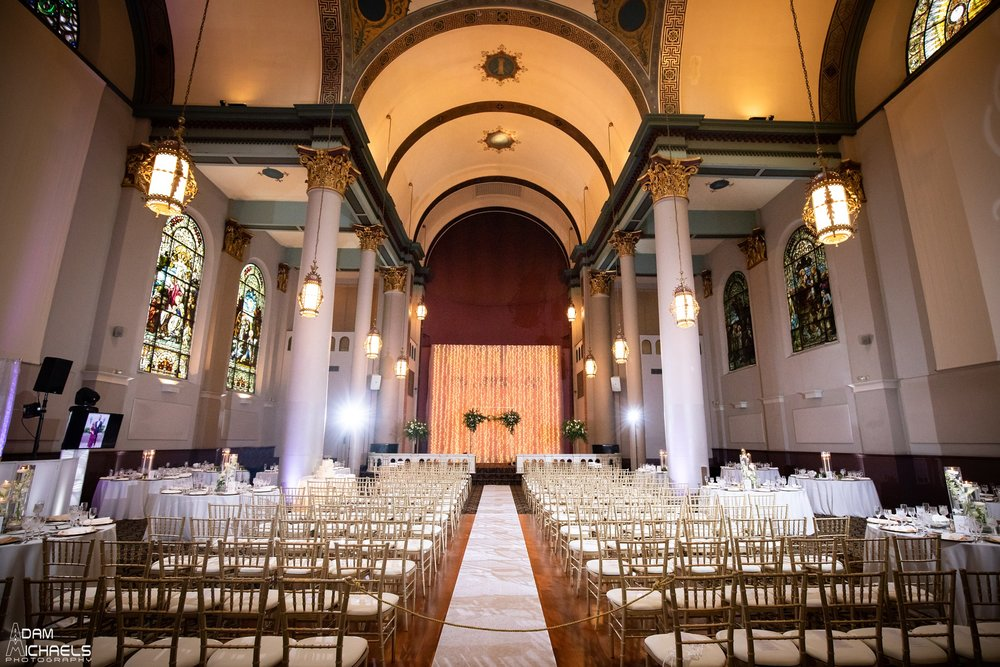 Pittsburgh Grand Hall at the Priory Ceremony Wedding Pictures_2753.jpg