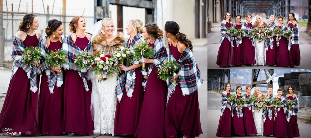 Pittsburgh Wedding Strip District Bridal Party Picture.jpg