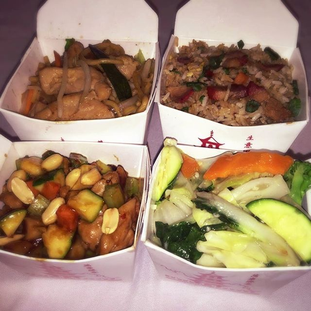 Enjoy Kung Pao chicken, sautéed vegetables, BBQ pork fried rice & chicken chow mein for only $19.99. http://bit.ly/20vCIUu #chinesenewyearspecial