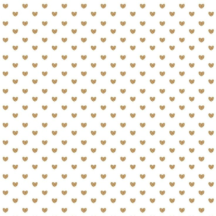 gold hearts wallpaper
