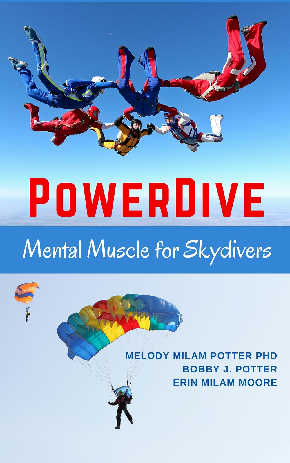 For the serious skydiver, new or experienced.  Learn how to conquer the mental aspects of skydiving, achieve peak performance, build your skills and ...