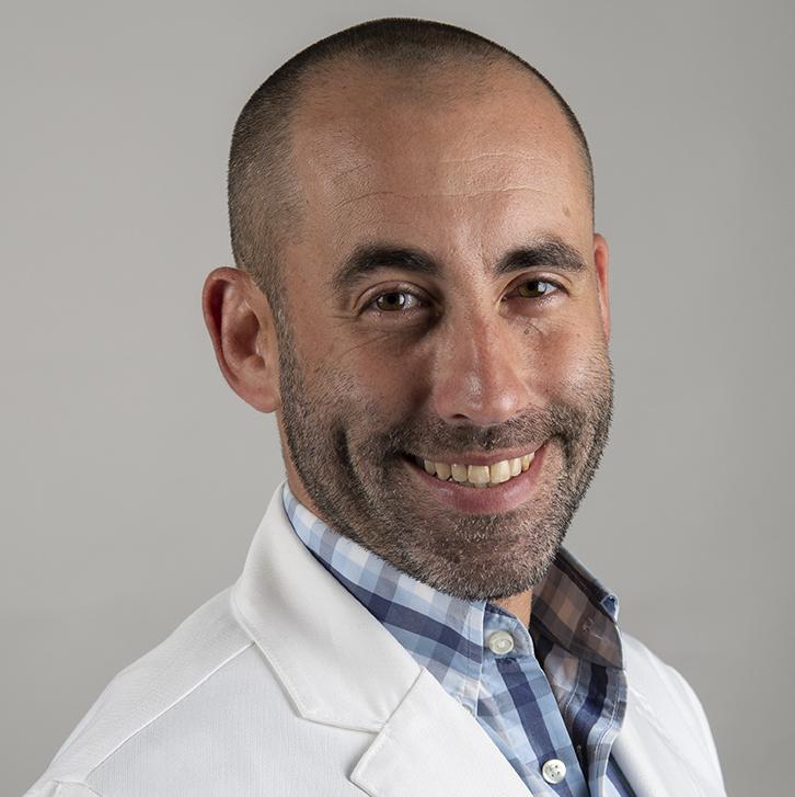 Dr. Dan Dworkis MD-PhD