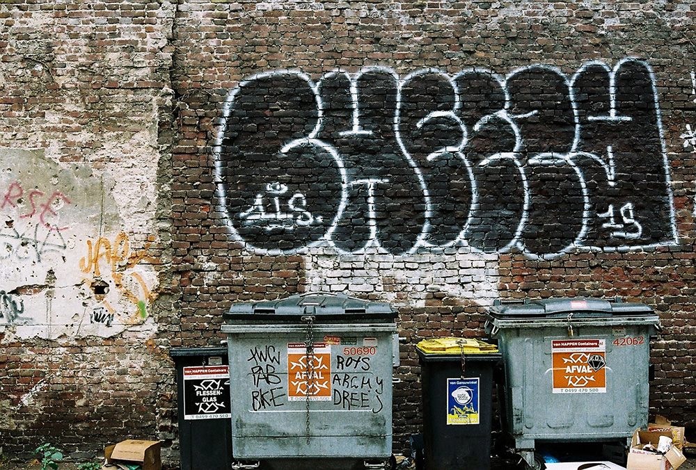 Cheezy: Enigmatic Graffiti Writer