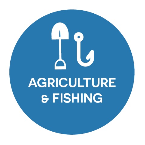 Agriculture & Fishing