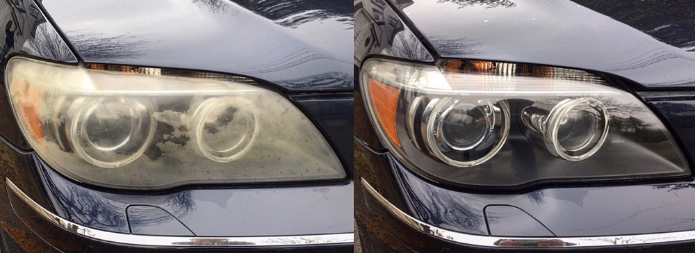 Ct Headlight Restoration Mobile Detailing