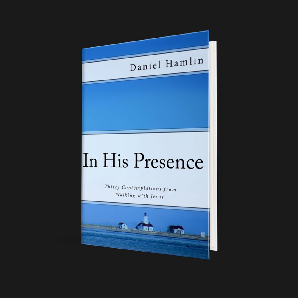 In His Presence In His Presence is a thirty day devotional that relates thirty contemplations from walking with Jesus through this uncertain world.