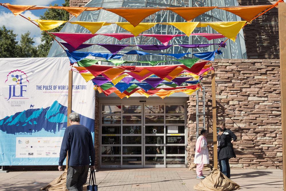 Jaipur Literature Festival, Boulder