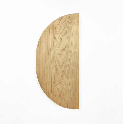 Half Moon Serving Board Maple Large Dovetails Darts