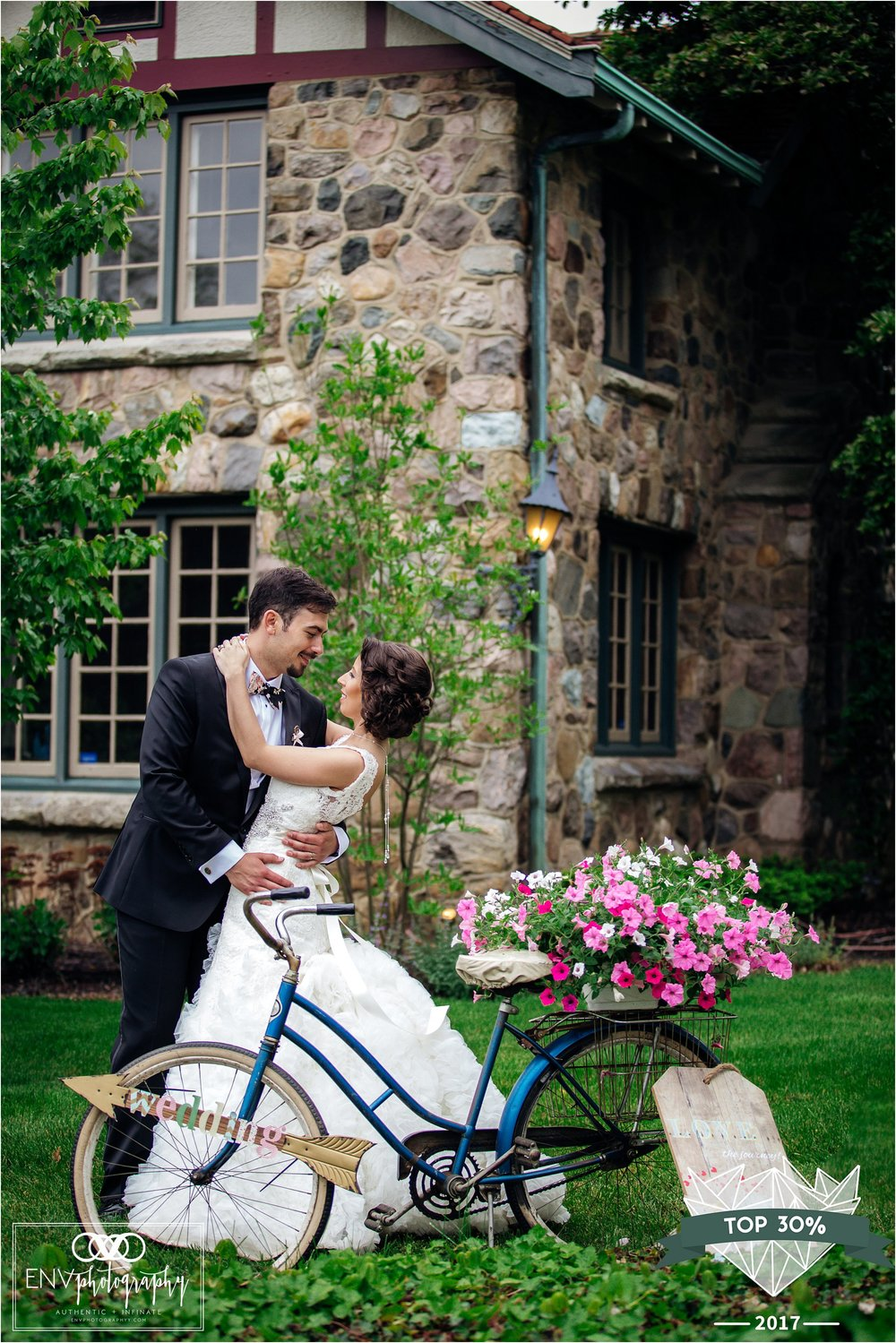 Beverly Mansion Wedding in Marengo, Ohio