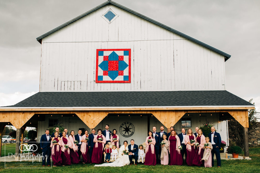 Mount Vernon Ohio Columbus Ohio Barn Wedding Photography Gibson (4).jpg
