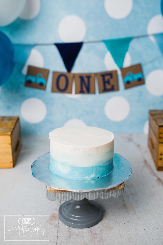 columbus ohio mount vernon ohio family photographer little blue truck cake smash (6).jpg