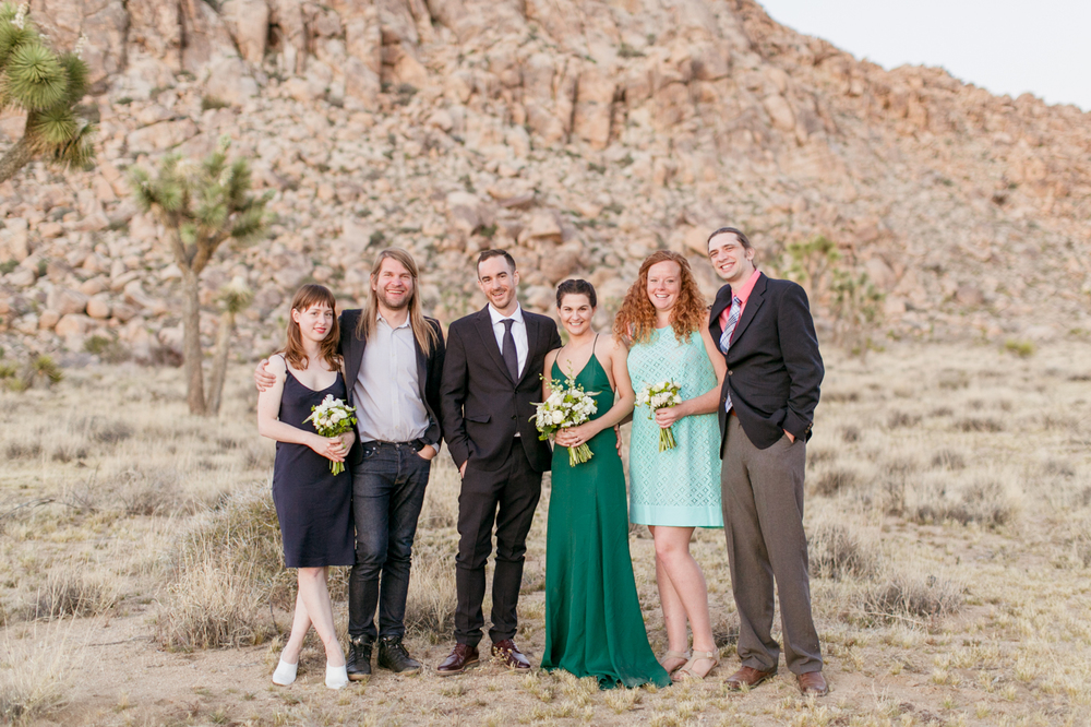Joshua Tree- Elopement Photographer- Palm Springs- wedding photography- Lovisa Photo