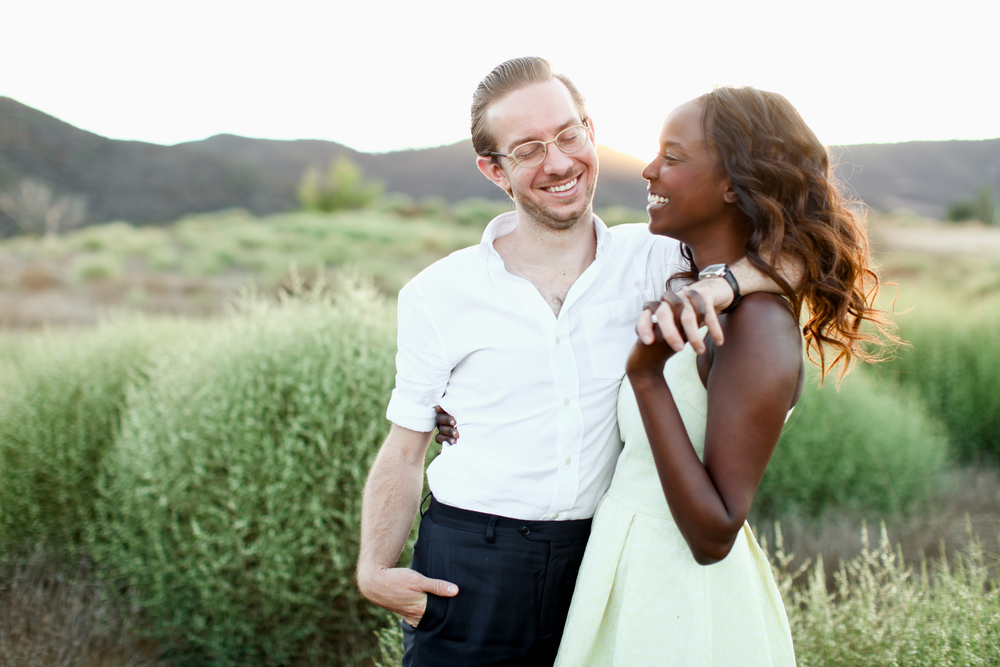 What to Wear to Your Engagement Session by Los Angeles Wedding Photographer Lovisa Photo