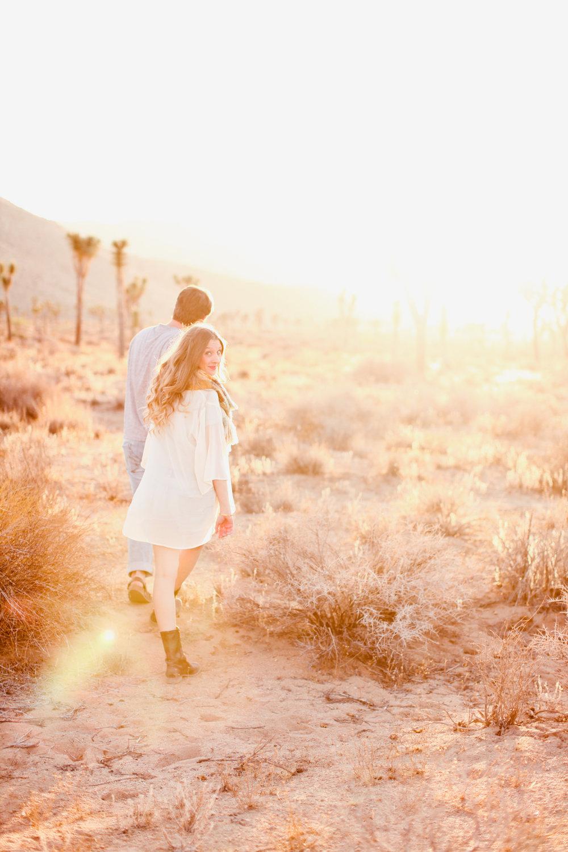 Lovisa Photo- Engagement Photography- Joshua Tree, California- Palm Springs