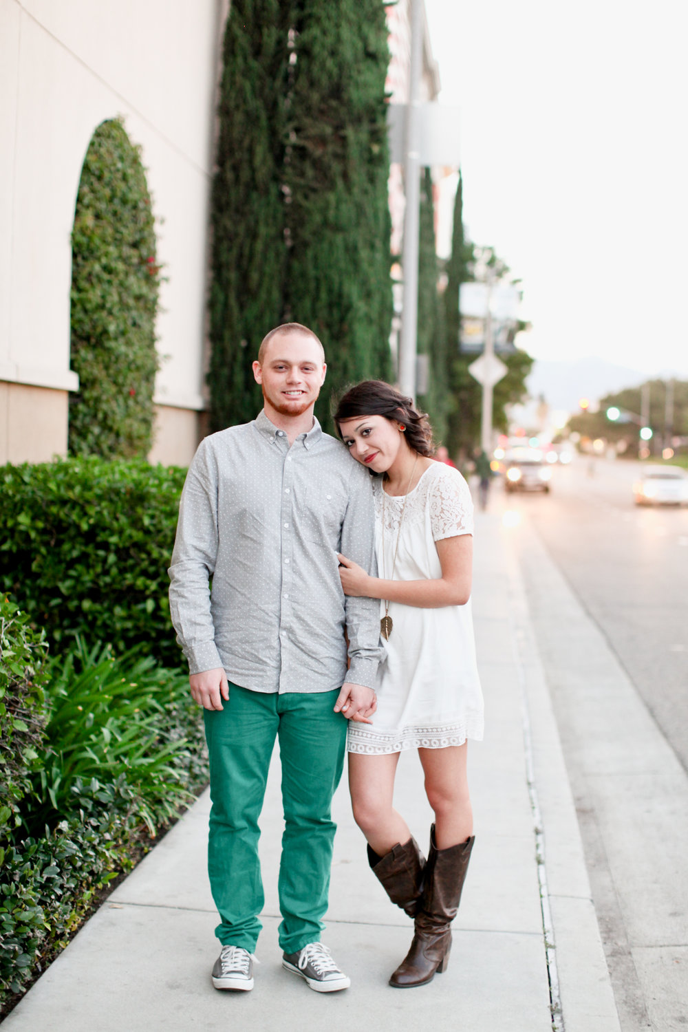 Lovisa Photo- Engagement Photography- The Grove, Los Angeles- California