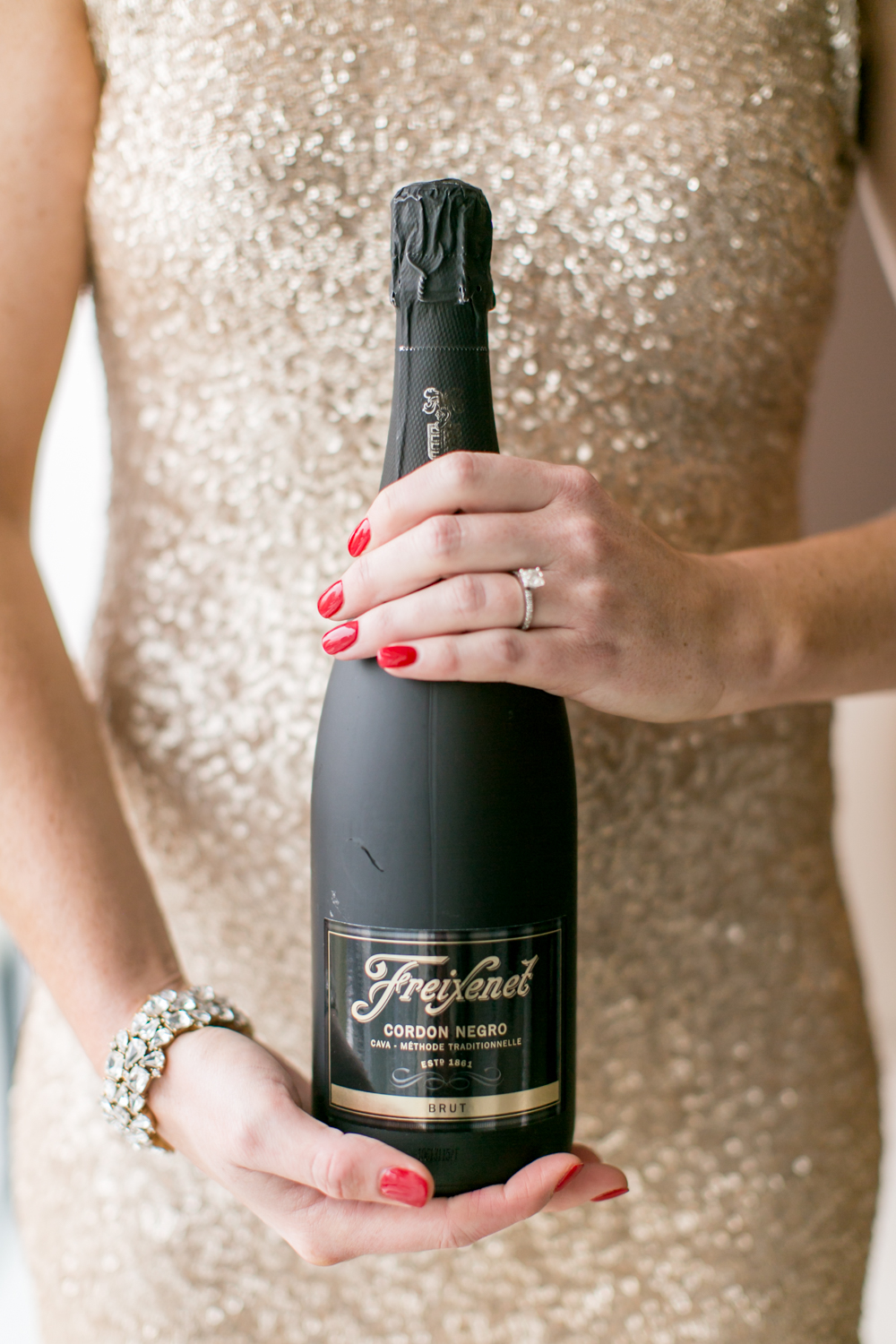 New Year's Eve Elopement in Las Vegas