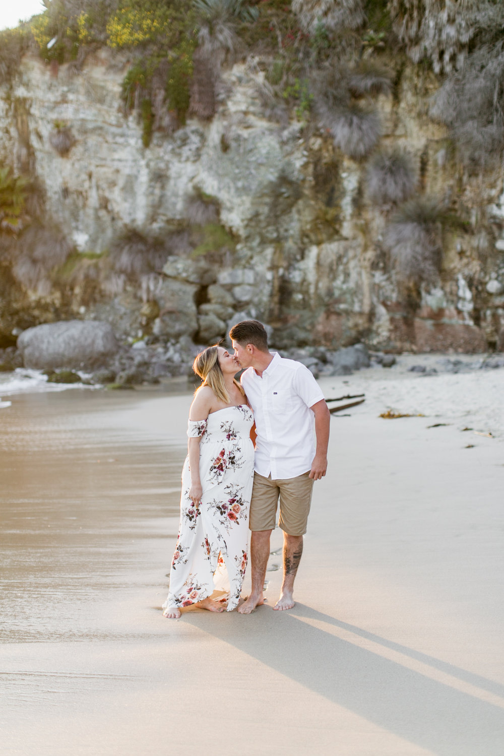 Laguna Beach Maternity Session