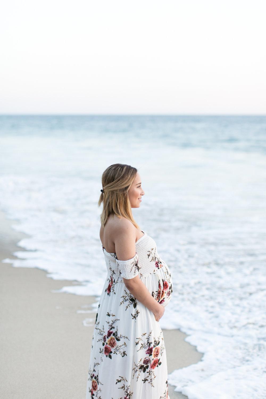 Thousand Steps-Laguna Beach- Maternity Session- Lovisa Photo