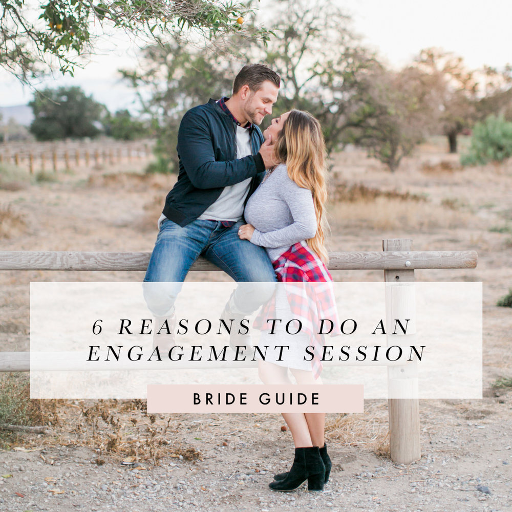 Reasons to do an Engagement Session by Long Beach Wedding Photographer Lovisa Photo.