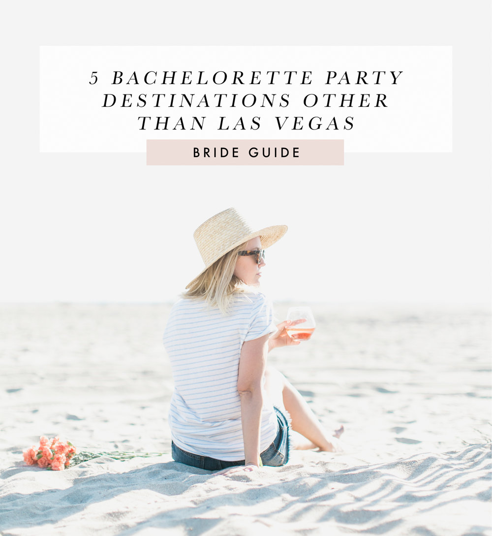 Bachelorette Party Destinations other than Las Vegas by Long Beach Wedding Photographer Lovisa Photo.