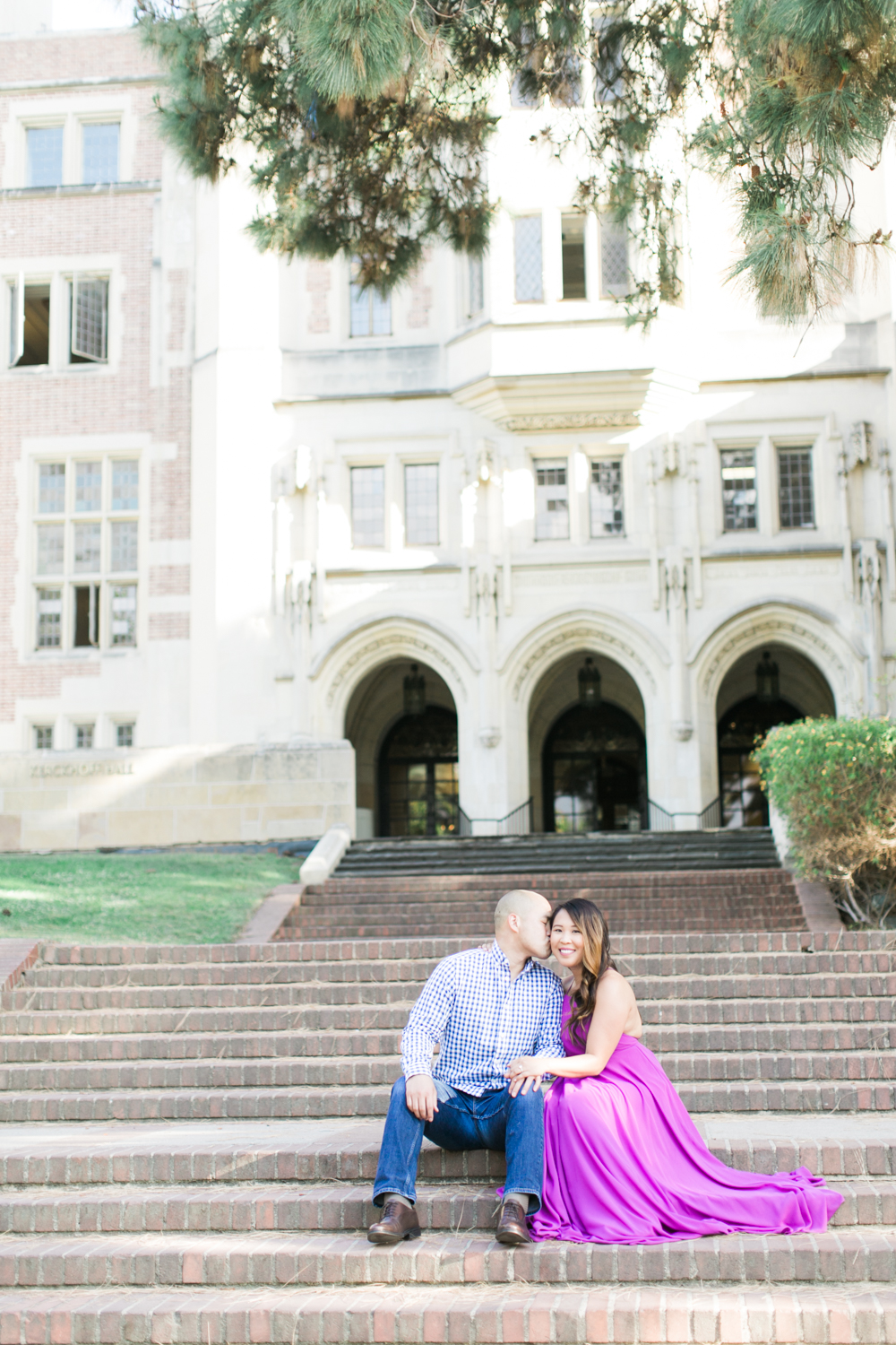 UCLA Engagement Session