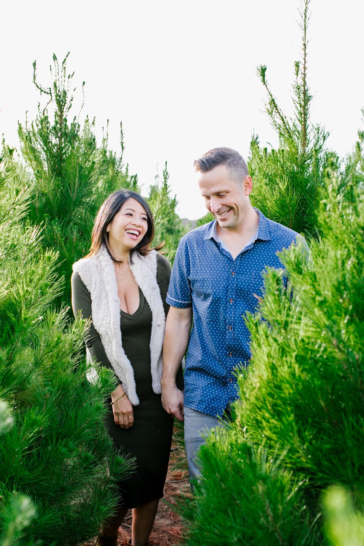Peltzer Pines- Orange County Holiday Mini-Session