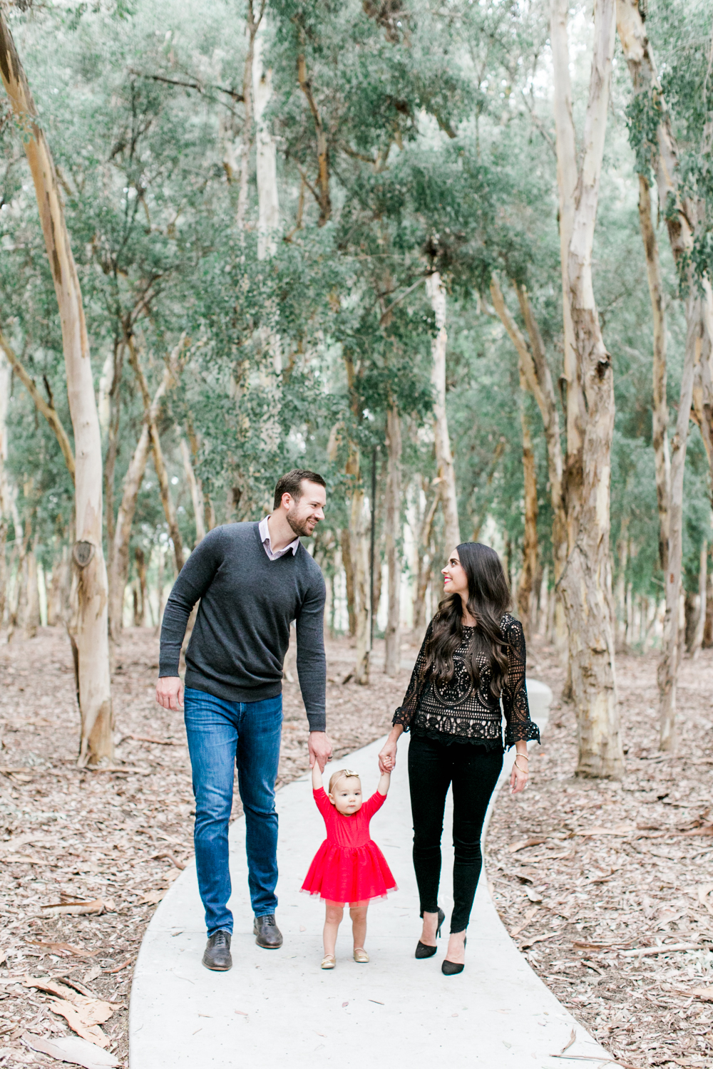 Serrano Creek Park Family Photos- lake forest