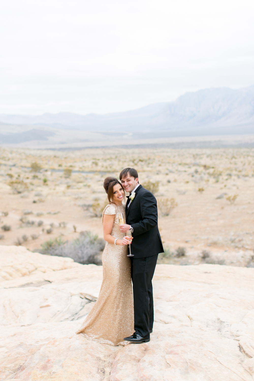 Red Rock Canyon-Las Vegas-Nevada-Elopement Photographer-LovisaPh
