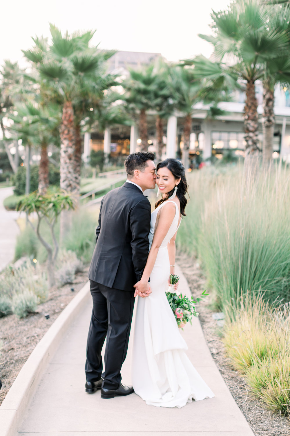 Pasea Hotel Huntington Beach Wedding Photographer