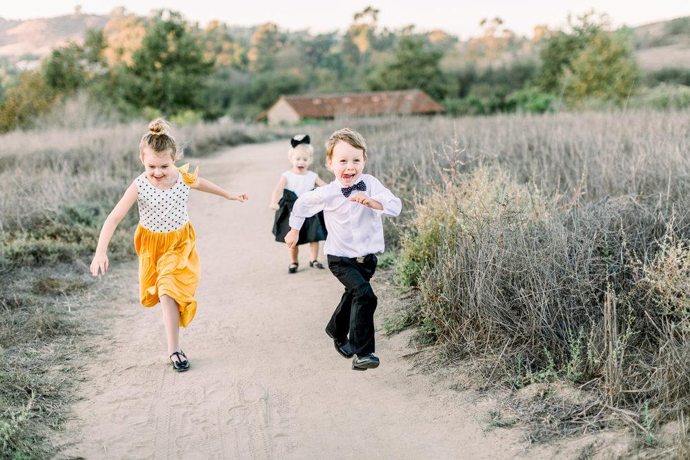 Family Photos - Bommer Canyon, Irvine - Orange County Family Photographer