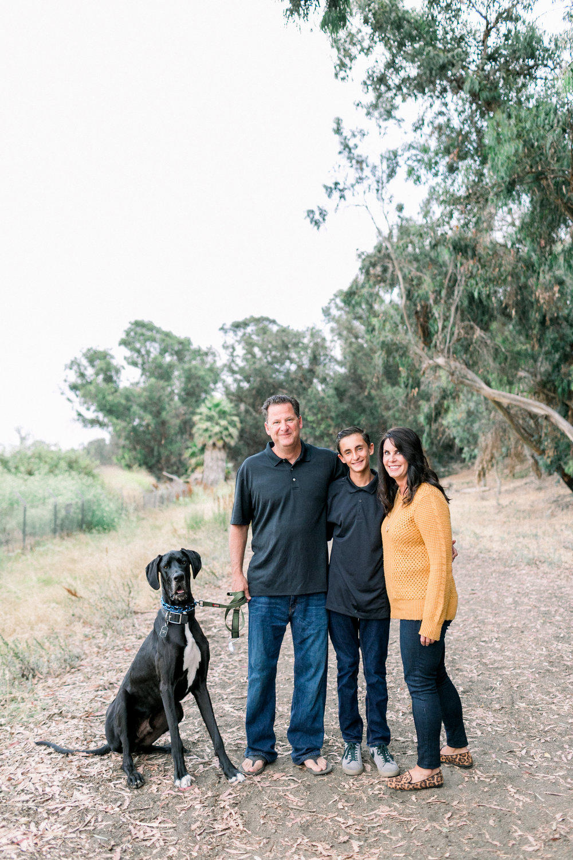 Gum Grove Park - Seal Beach - Orange County Family Photographer